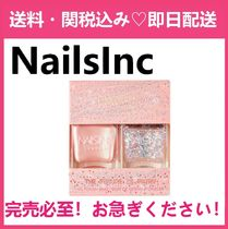 NAILS INC ネイルズインク The Future is Fairy Nail Polish Duo