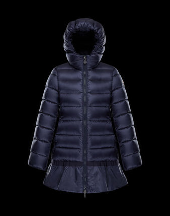 MONCLER キッズアウター 大人もOK!MONCLER2018/19新作ジュニアダウンNEW NADRA 12A/14A