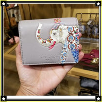 Tory Burch☆ELEPHANT ZIP CONTINENTAL☆二つ折り財布 50658