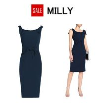 ★SALE★MILLY ひざ丈ワンピース