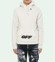 【関税負担】 OFF WHITE WING OFF HOODIE
