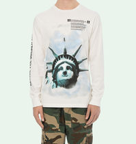 【関税負担】 OFF WHITE LIBERTY T-SHIRT