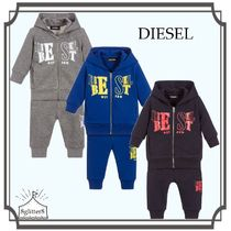 DIESEL☆Baby Boys ロゴ Tracksuit / 3カラー