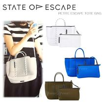【即納】NEW★State of Escape★PETITE ESCAPEトートバッグ♪3色