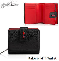 Christian Louboutin☆Paloma Mini Wallet 折財布