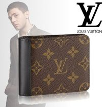 Louis Vuitton 2018-19AW PORTEFEUILLE GASPAR 折りたたみ財布