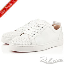 ☆定番人気商品☆【Christian Louboutin】Louis Junior Spikes