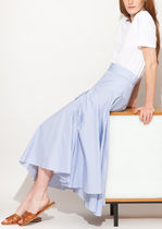 【入手困難☆】Blue and White Striped Skirt
