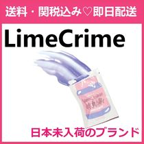 日本未入荷ヘアカラ-剤LimeCrime UNICORN HAIR PACKETTES cloud