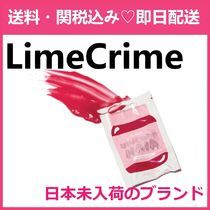 ヘアカラー剤 LimeCrime UNICORN HAIR PACKETTES strawberry jam