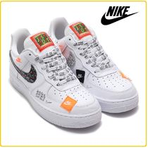 ☆国内正規品 送料無料☆NIKE AIR FORCE 1 '07 PRM JDI WHITE