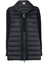 【MONCLER】18AW新作★Gesteppterパッドカーディガン送料込