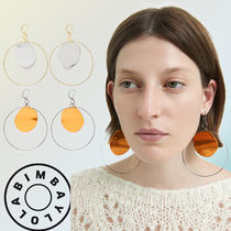 【NEW COLLECTION☆】HOOP EARRINGS【大ぶりピアス♪】