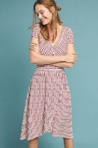 セール! Anthropologie Paladino Textured Dress