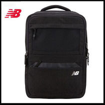 (ニューバランス) 3D SQUARE BACKPACK Black NBGC8F7101