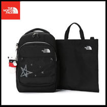 (ザノースフェイス) KIDS DAILY SCH PACK BLACK NM2DJ50T