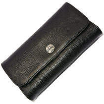 CHROME HEARTS JUDY BK Heavy Leather インボイス送料込み
