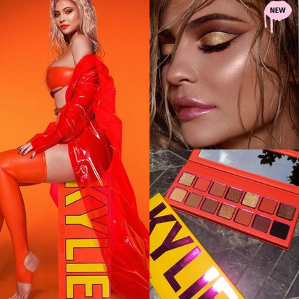 2018NEW!kylie cosmetics☆The Summer Palette14 色アイシャドウ