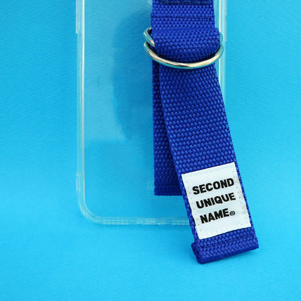 SECOND UNIQUE NAME iPhone・スマホケース 【NEW】「SECOND UNIQUE NAME」 CLEAR JELLY Card 正規品(7)