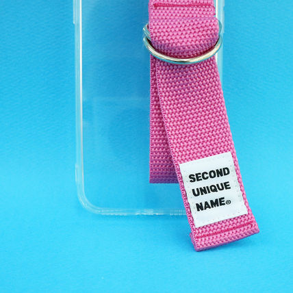 SECOND UNIQUE NAME iPhone・スマホケース 【NEW】「SECOND UNIQUE NAME」 CLEAR JELLY Card 正規品(9)