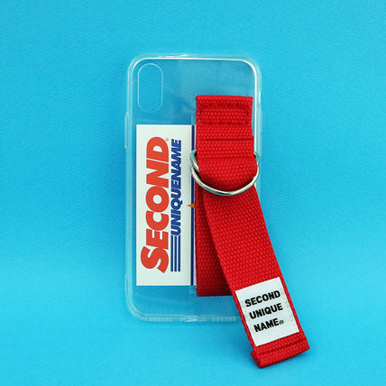 SECOND UNIQUE NAME iPhone・スマホケース 【NEW】「SECOND UNIQUE NAME」 CLEAR JELLY Card 正規品(13)
