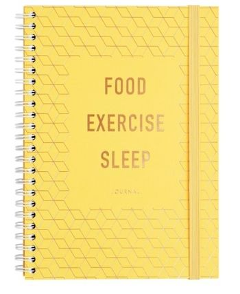 buyma kikkik キッキーケーfood exercise sleep journal 37214953