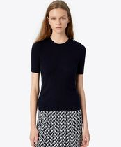Tory Burch TAYLOR CASHMERE SWEATER