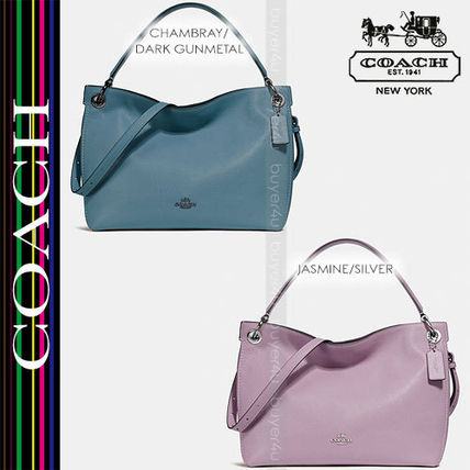 COACH★多用途&機能的ホーボーバッグ☆CLARKSON HOBO 24947