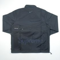 Supreme x Nike AW17 Nike Trail Running Jacket 黒