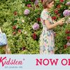 Cath Kidston エプロン 国内売り切れ品●追跡可能便サービス●Whitby Waters Navy(2)