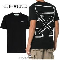 ★OFF-WHITE☆ 2018AW*新作Tシャツ* 【関税送料込み・国内発送】