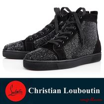 ルブタン スニーカー Louis Strass Men's Flat
