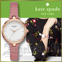 ★安心ヤマト便★Kate Spade Pink Holland Watch KSW1358