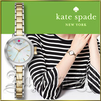 ★安心ヤマト便★Kate Spade Two-Tone Park Row Watch KSW1364