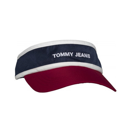 ★Tommy Jeans★ロゴバイザーハット / コーポレート