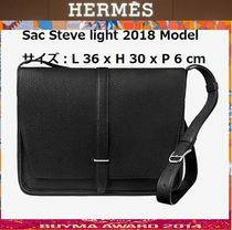 HERMES エルメス ★Sac Steve light 2018 Model★