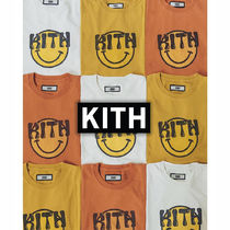 KITH NYC SMILIE TEE Monday Program