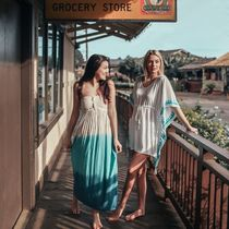 Angels by the Sea Hawaii(エンジェルズバイザシーハワイ) ワンピース 送料込☆Angel by the Sea☆ Lani Long Dress in Ombre