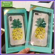 【kate spade】キラキラパイナップル♪iPhone7/8 Plus or X case