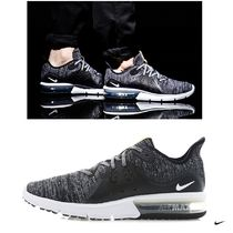 NIKE★AIR MAX SEQUENT 3 ブラックグレー