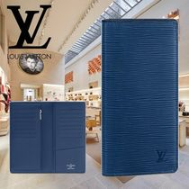 18AW Louis Vuitton(ルイヴィトン) PORTEFEUILLE BRAZZA 長財布