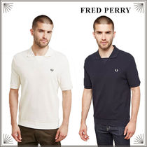 FRED PERRY*ワッフル 半袖ポロシャツ*2色