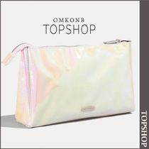 【国内発送・関税込】TOPSHOP★Wave Wash Bag by Skinnydip