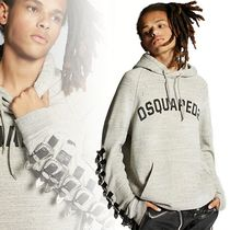 D SQUARED2(ディースクエアード)Buckle Hooded Sweatshirt