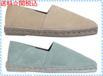 全2色☆TOM FORD SUEDE ESPADRILLES WITH ROPE SOLE☆送料関税込