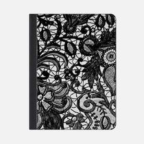 ★Casetify★iPadケース*BLACK ELEGANT LACE