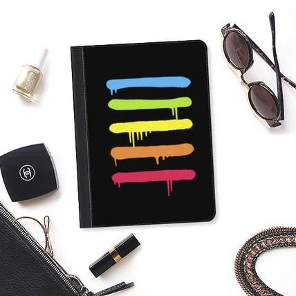 Casetify iPad・タブレットケース ★Casetify★iPadケース*TRENDY COOL GRAFFITI TAG LINES(2)