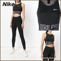 送料関税込み☆Nike sleeveless cropped top