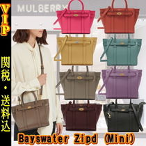 ◆VIP◆ キャサリン妃愛用  Mulberry Bayswater Zipd (Mini) Bag