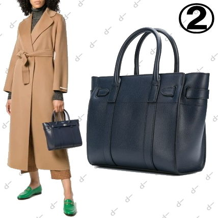 Mulberry ハンドバッグ ◆VIP◆ キャサリン妃愛用  Mulberry Bayswater Zipd (Mini) Bag(8)